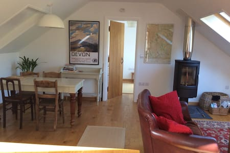 Lustleigh Loft, Dartmoor, Devon - Newton Abbot - 阁楼