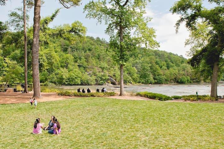 Atlanta Chattahoochee River - Atlanta Braves