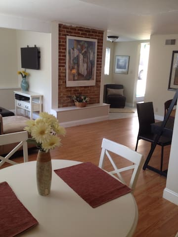 Heart of San Anselmo Spacious 1 Bd