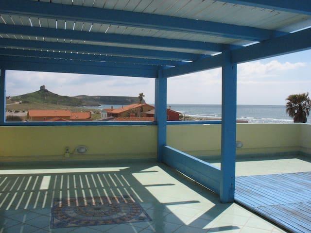 Meravigliosa terrazza panoramica