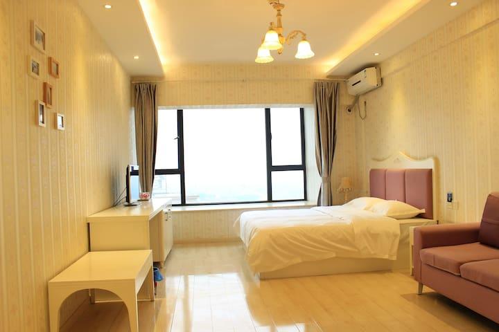 【途乐】近金沙遗址,地铁2号线标准一居公寓 - Chengdu