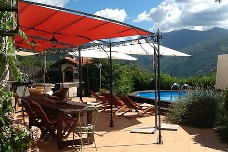UN TRANQUILLO B&B IN LIGURIA . - Pigna - Bed & Breakfast