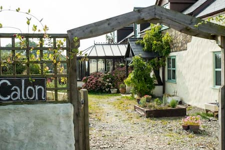 Calon Eco B&B, Newcastle Emlyn - Henllan