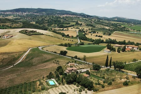 Villa in Toscana con piscina - Chianciano Terme - Villa