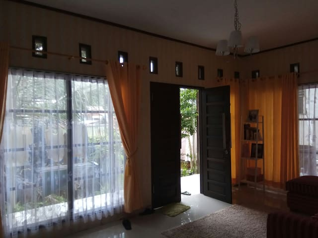 Small home in East Kalimantan