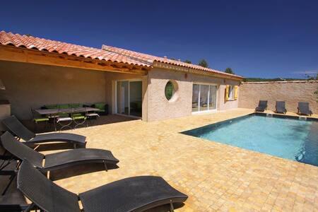 Villa de standing  avec piscine - Montséret