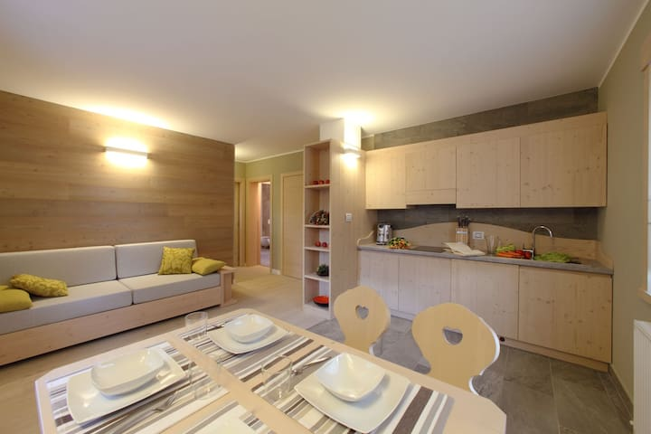 Modern House in an ancient village - Rivo - Appartement