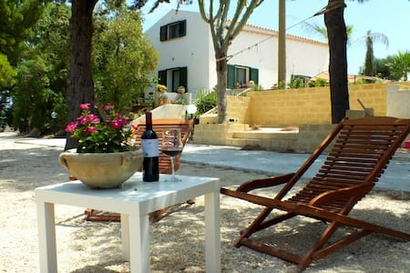 Sea holiday home in Sicily Menfi - Menfi - Casa