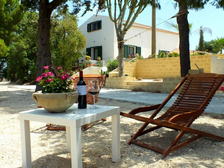 Sea holiday home in Sicily Menfi