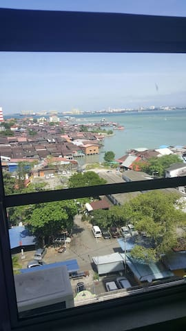 Georgetown Heritage Seaview room - George Town - Appartamento