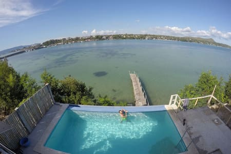 relax place by the see la vela - Bohol - Apartament