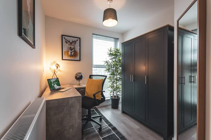 Smart Apartments - Atlantic Mansions  - The Palmerston