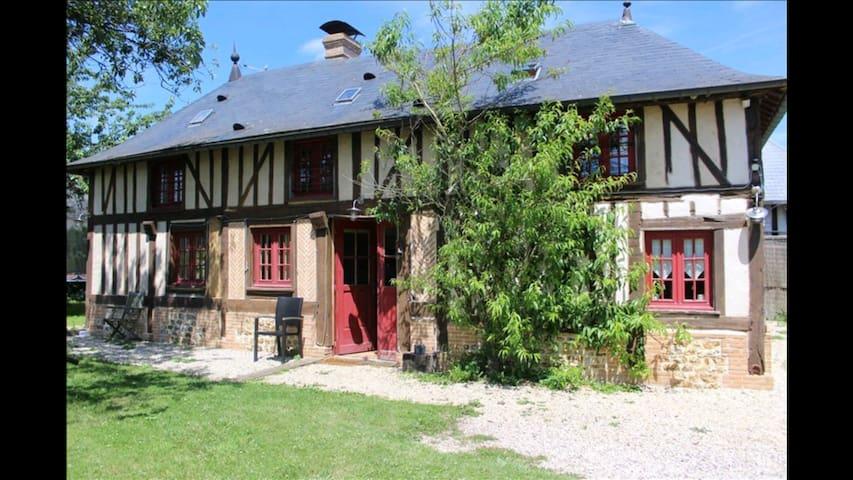 Le Hibou Perché (Gîte 5 pers. en Normandie)