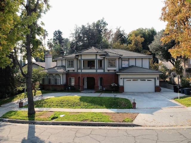 South Pasadena Home - Master Bedroom
