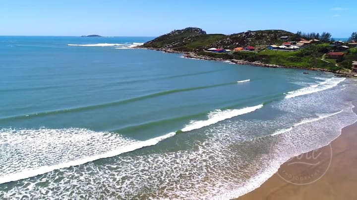 Quarto no litoral catarinense