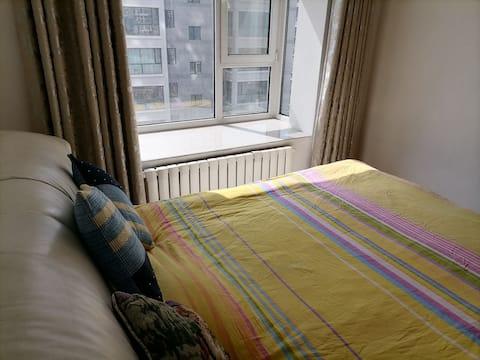 欣欣茗园(兰州财经大学后) 温馨家园 高级公寓 安静舒适