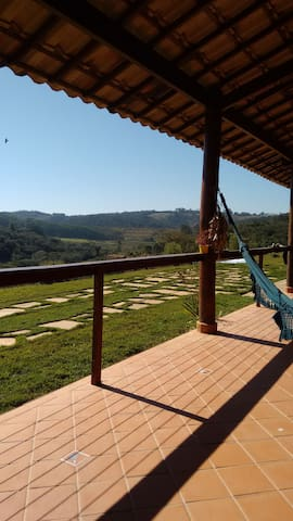 Casa de Campo em Entre Rios de Minas - Entre Rios de Minas - Casa de campo