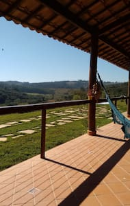 Casa de Campo em Entre Rios de Minas - Entre Rios de Minas