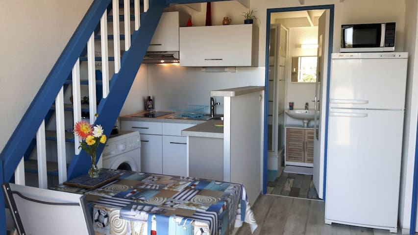DOLUS, CHARMANT APPARTEMENT DE 2 à 4 PERSONNES