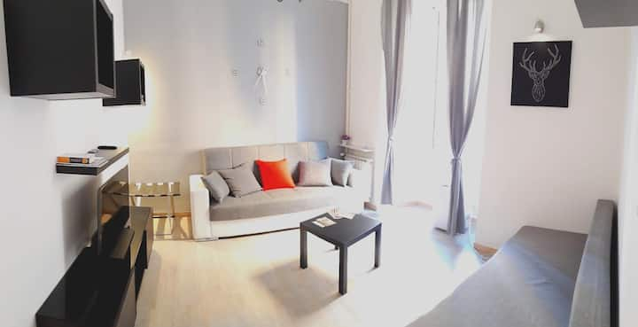 Rome Central Apartment San Giovanni(2-5 people)