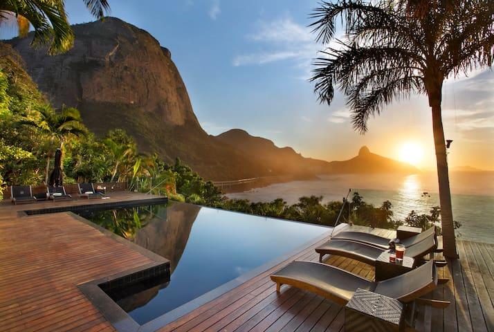 Mansão do Joá - Rio de Janeiro - Huis