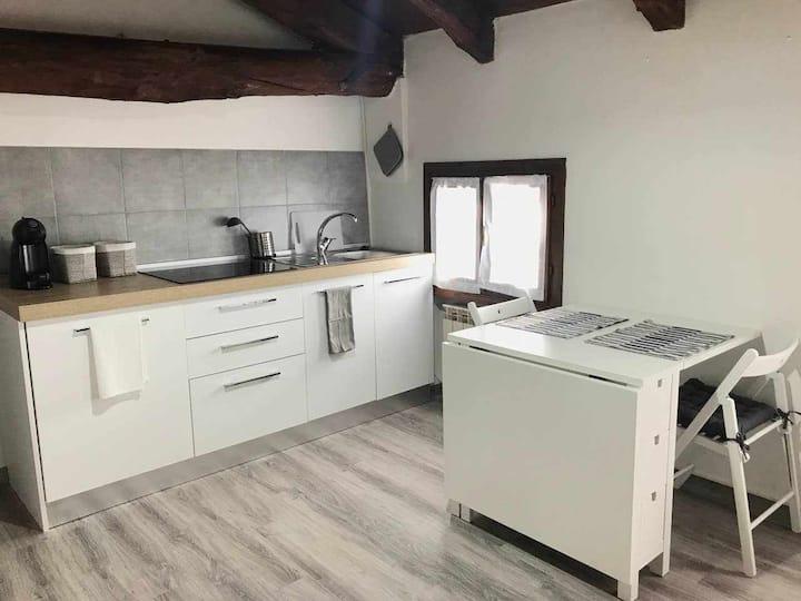 Appartamento ristrutturato a 15 minuti da Venezia