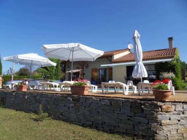 Villa à Mercenac - Mercenac - Villa