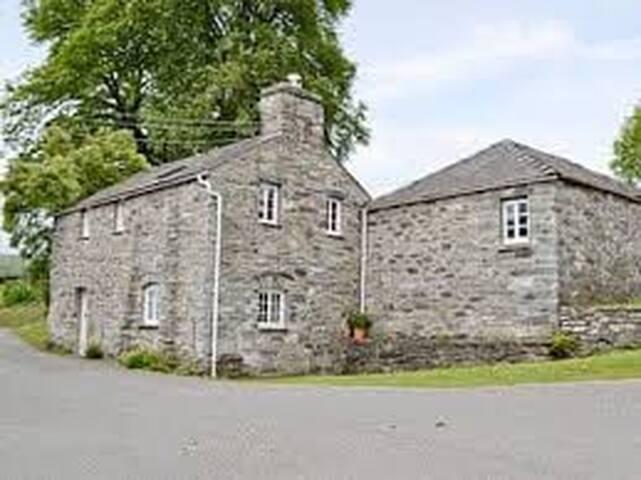 Rhydlanfair Cottage -  a delightful, cosy getaway.