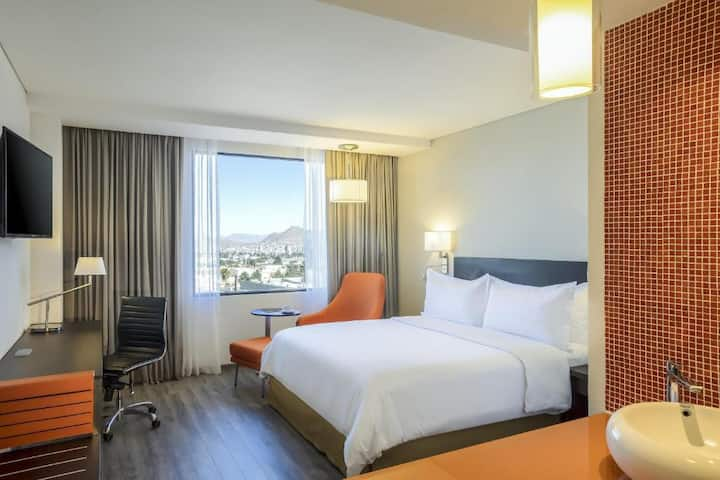 Available Room Superior Double Bed At Chihuahua