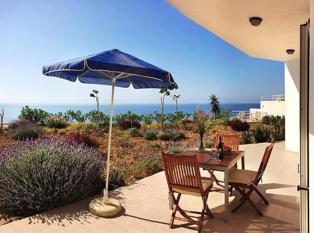 Villa Aliki, Mirtos, South-East Crete - Lasithi - Apartamento