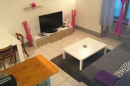 appartement de montagne