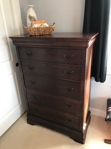 Dresser for your clothes