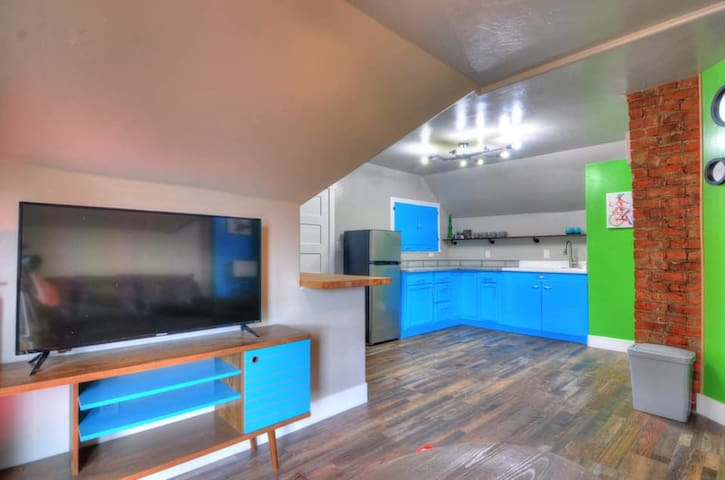 Funky Fresh Downtown Fruita Apartment, Joe's Ridge