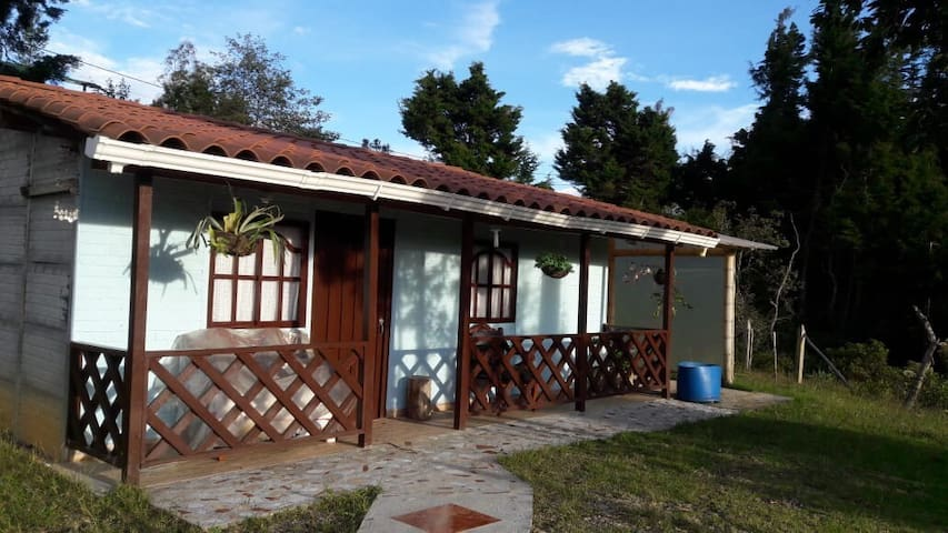 Cabaña Acogedora Parque Ecológico Arví