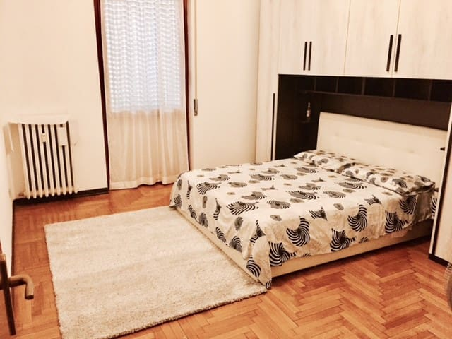 Full colour Flat near Malpensa Airport