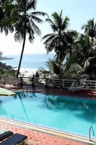 Soma palmshore Resort - Kovalam