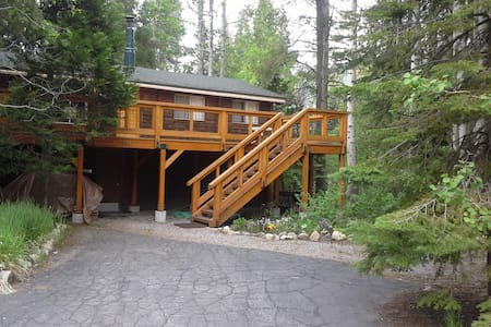 Cabin at Donner Lake - Truckee - House