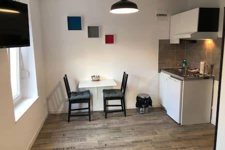 Studio meublé Longwy proche frontière Luxembourg