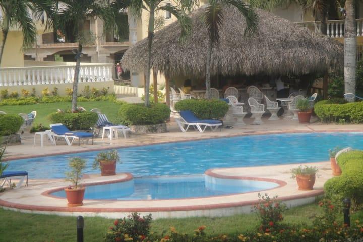 Villa en Boca Chica