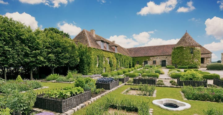 Jardin de Bois Richeux