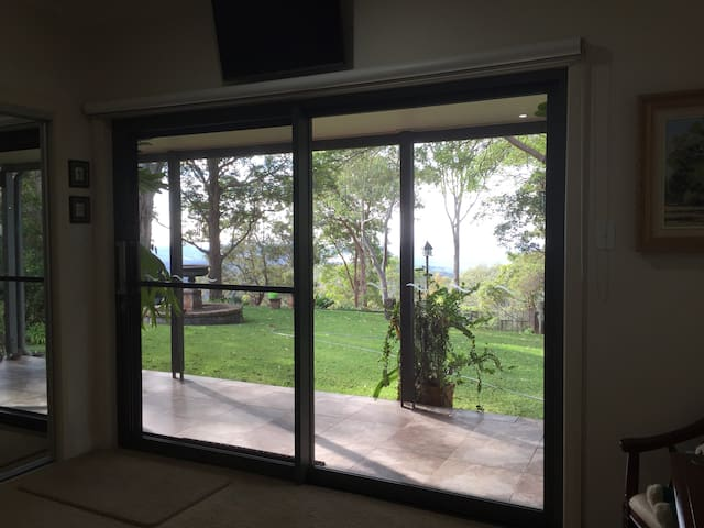 The King Parrot Room View