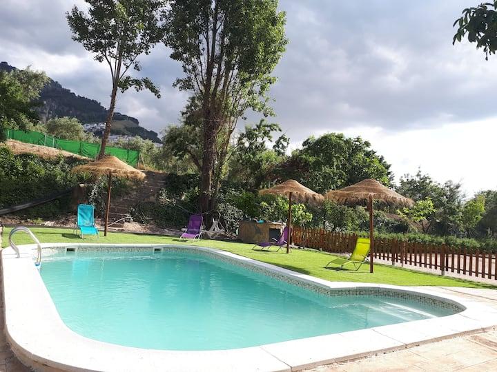 Alojamiento Rural Casa Fuente del Prado