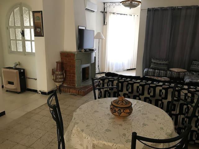 Dar Mourad-Niveau de villa -