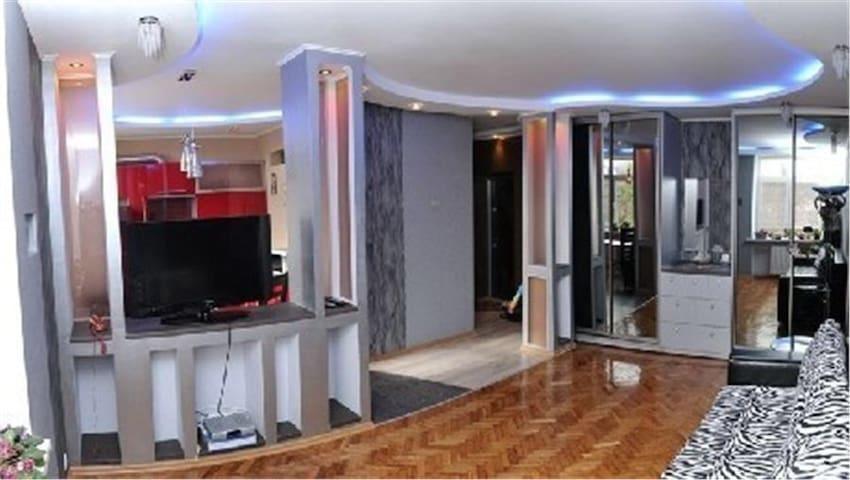 APARTAMENT LUX - Chişinău - Apartment