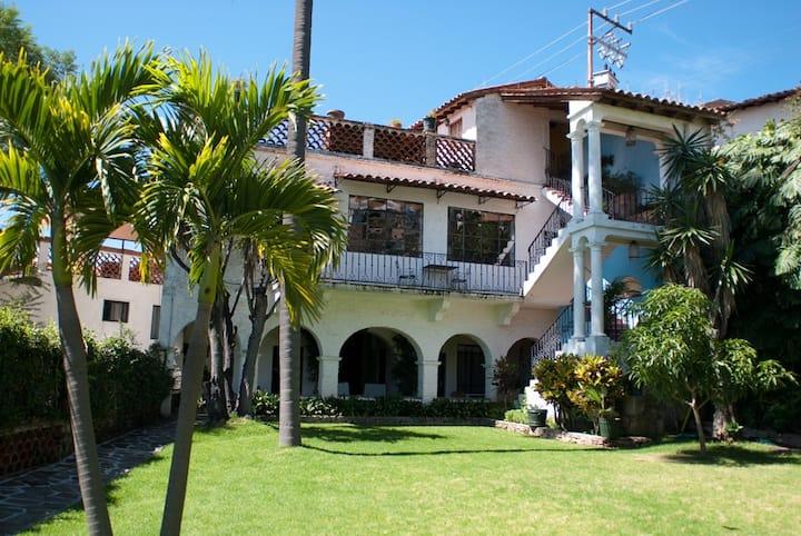 """Casa de las Palmas, the """"Artist's Studio"""""""