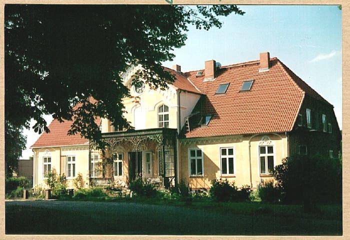 Gutshaus Rögnitz, Schaalsee - Rögnitz - Appartement