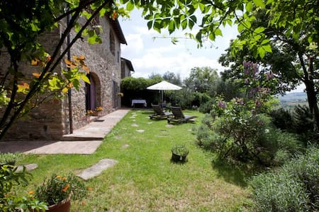 Tuscan Farmhouse near Florence view - Scandicci