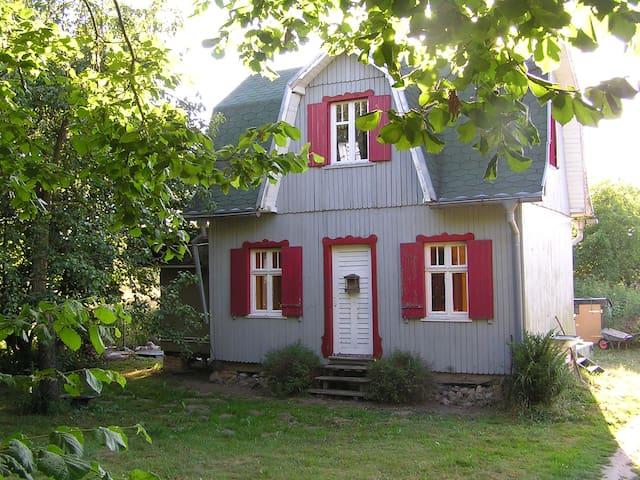 Holzhäuschen, Schaalsee - Rögnitz - Haus