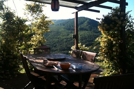 Panoramic room on Hiking trails - Bed & Breakfast