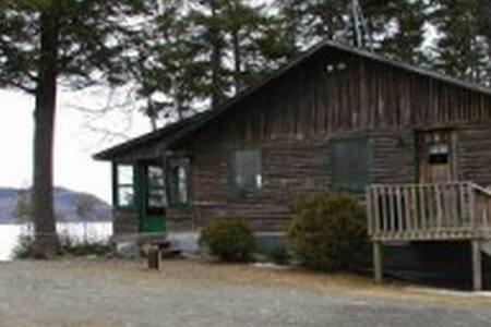 Elmer Bemis Cottage/ Moosehead Lake - Rockwood